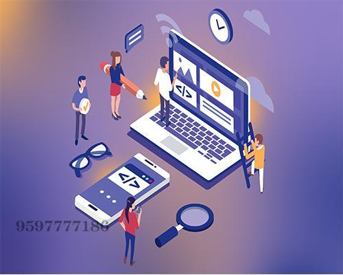 Web Page Development Company